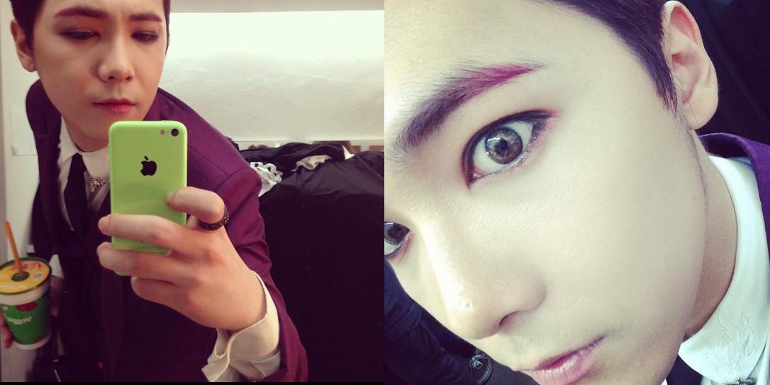 hongki vampire instagram
