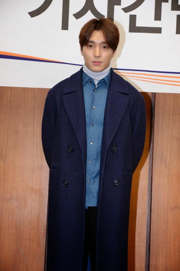 01 photos video jonghun conference de presse kbs prince s prince