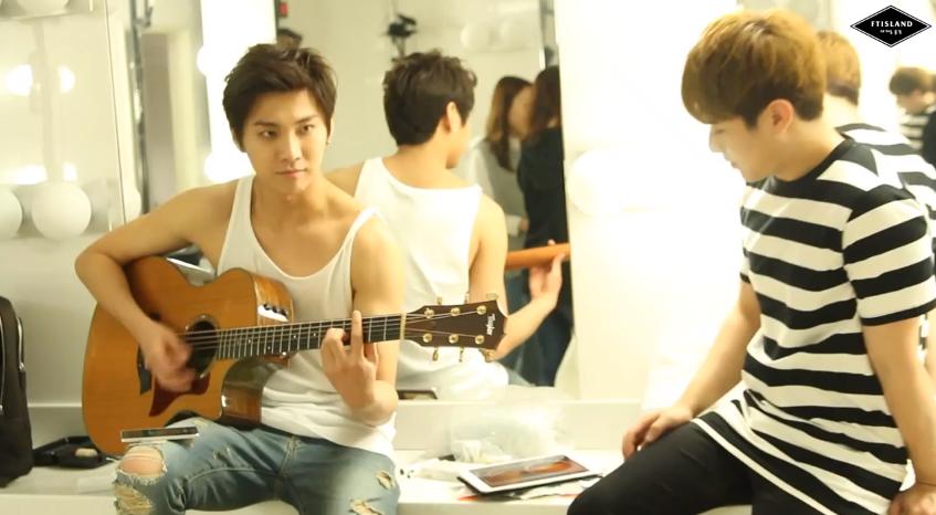 130415 seunghyun minhwan kimbap song