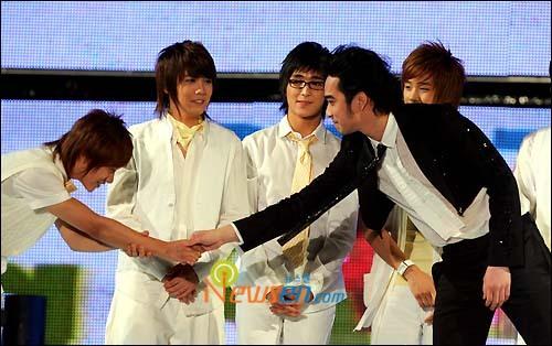 meilleur espoir 2007 @ asian song festival
