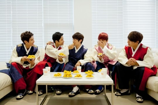 starcast ft island early chuseok greeting 07
