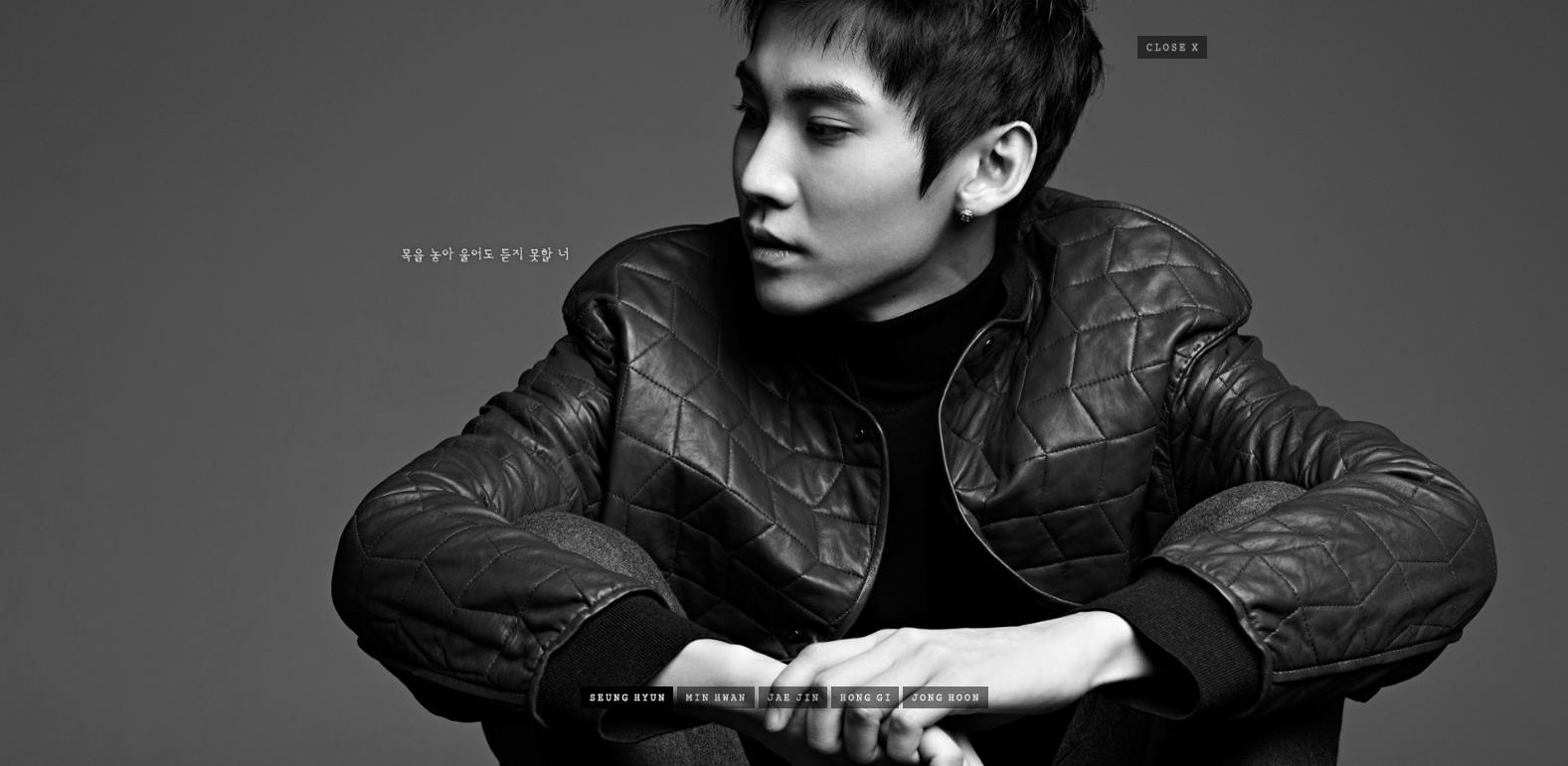 101113 - seunghyun teaser photo @ madly
