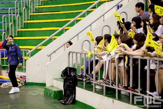 31.08.14 - ftisland athletics pri day 03