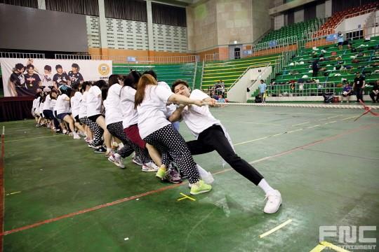 31.08.14 - ftisland athletics pri day 31