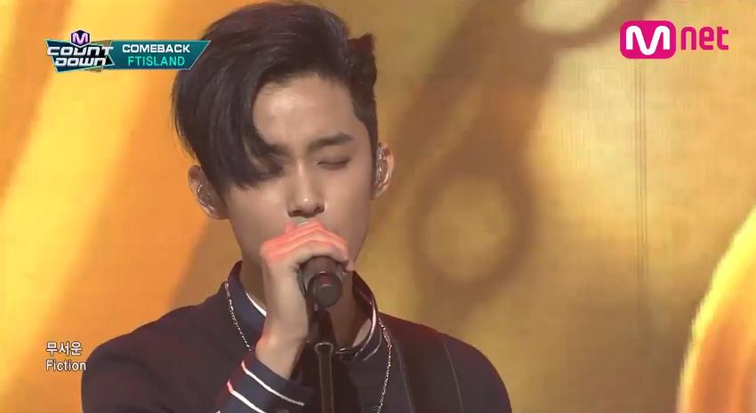 020415 comebackstage pray ftisland