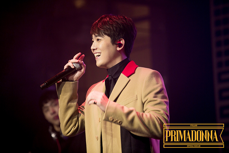 Lee Hongki 1st Mini Album FM302 showcase 05