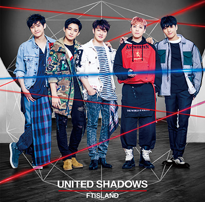 ftisland united shadows album japon edition speciale primadonna