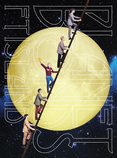 ftisland planet bonds hold the moon album cover version A